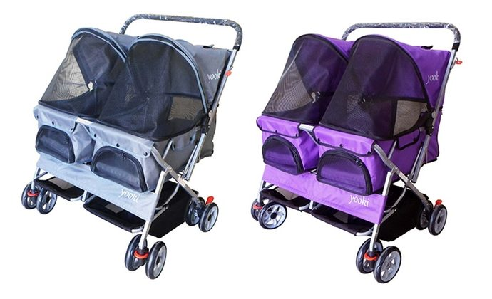 Exactly How to Choose Pet Strollers for Dogs