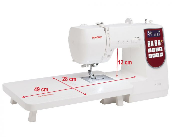 Additionally, has offered an additional stitching maker